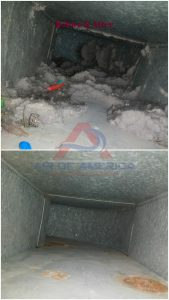 Air duct cleaning and replacement in Braselton, GA