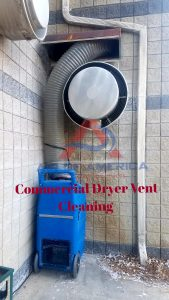 Commercial dryer vent cleaning in Alpharetta, GA