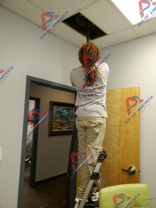 Deep Duct Cleaning by Air of America