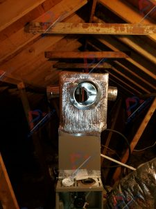 Air ducts replacements in Alpharetta