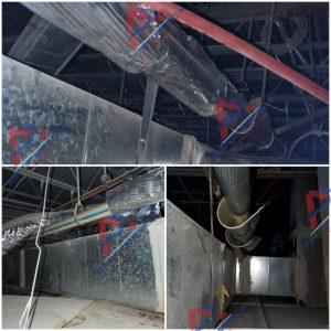 Duct Repair by Air of America in Alpharetta, GA